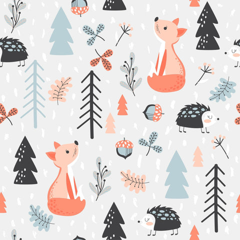 Scandi Woodland Fox FT