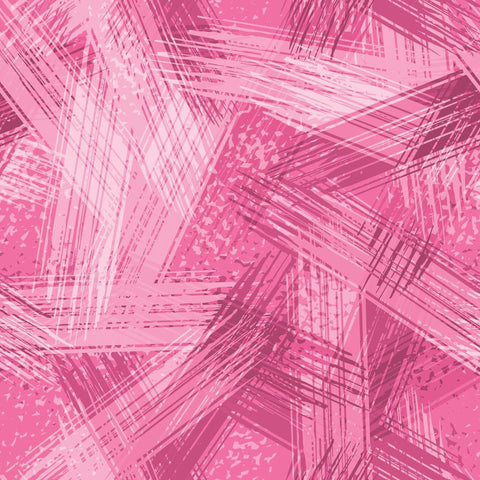 Brush Strokes Pink CL