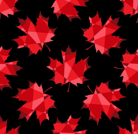 Maple Leaves Woven