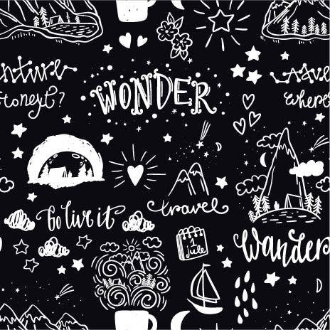 Wonder/Wander Black FT