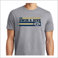 Dacula Swim & Dive T-shirt
