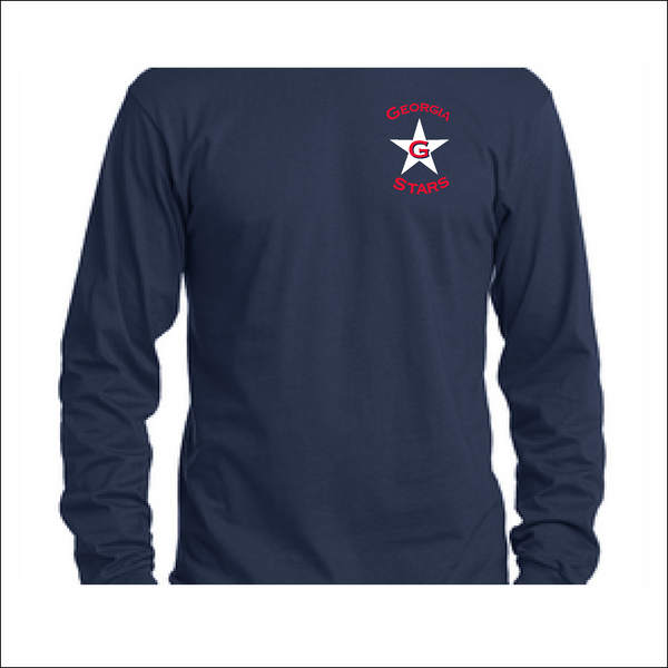 Georgia Stars - Long Sleeve Shirt