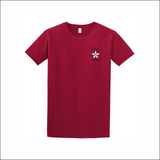 Georgia Stars - Softstyle T-Shirt