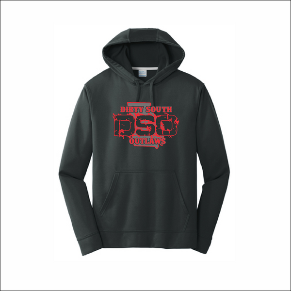 DSO Performance Hooded Sweatshirt