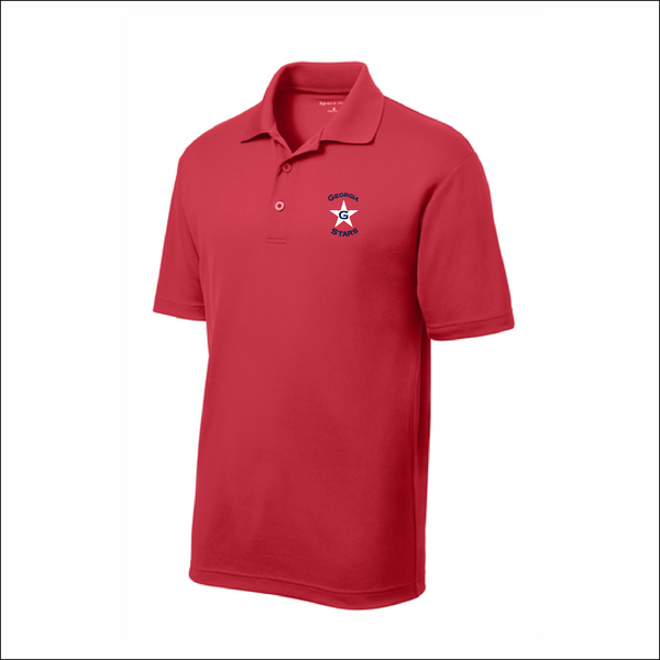 Georgia Stars - PosiCharge RacerMesh Polo