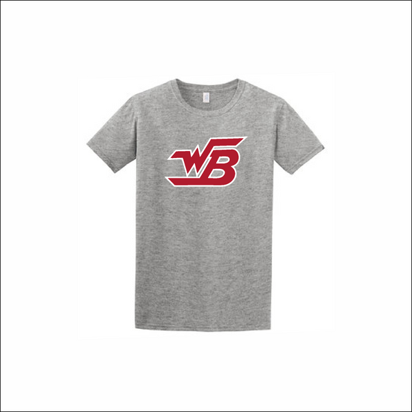 WB Softball Softstyle T-Shirt