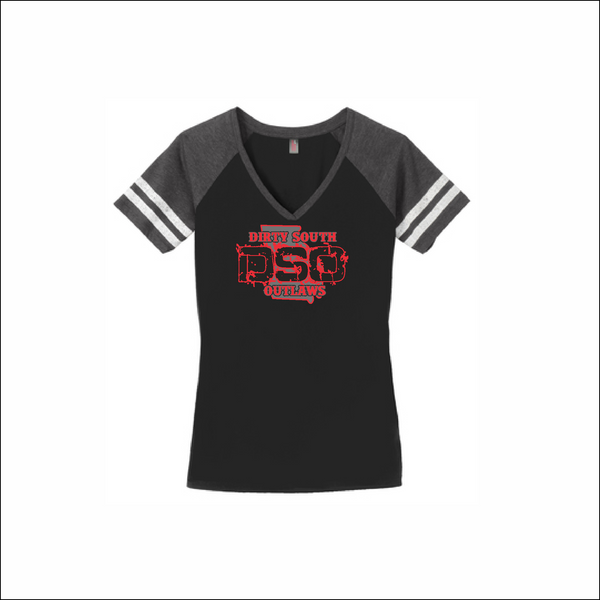 Women's Game Day N-Neck Tee