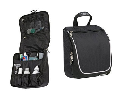 834fbf05940d OGIO Doppler Bag (hanging toiletry Bag) – Spiritwares Embroidery   Gifts