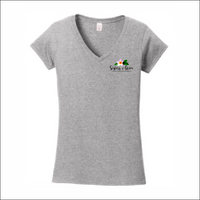Sisters of Grace Ladies V-Neck T-Shirt