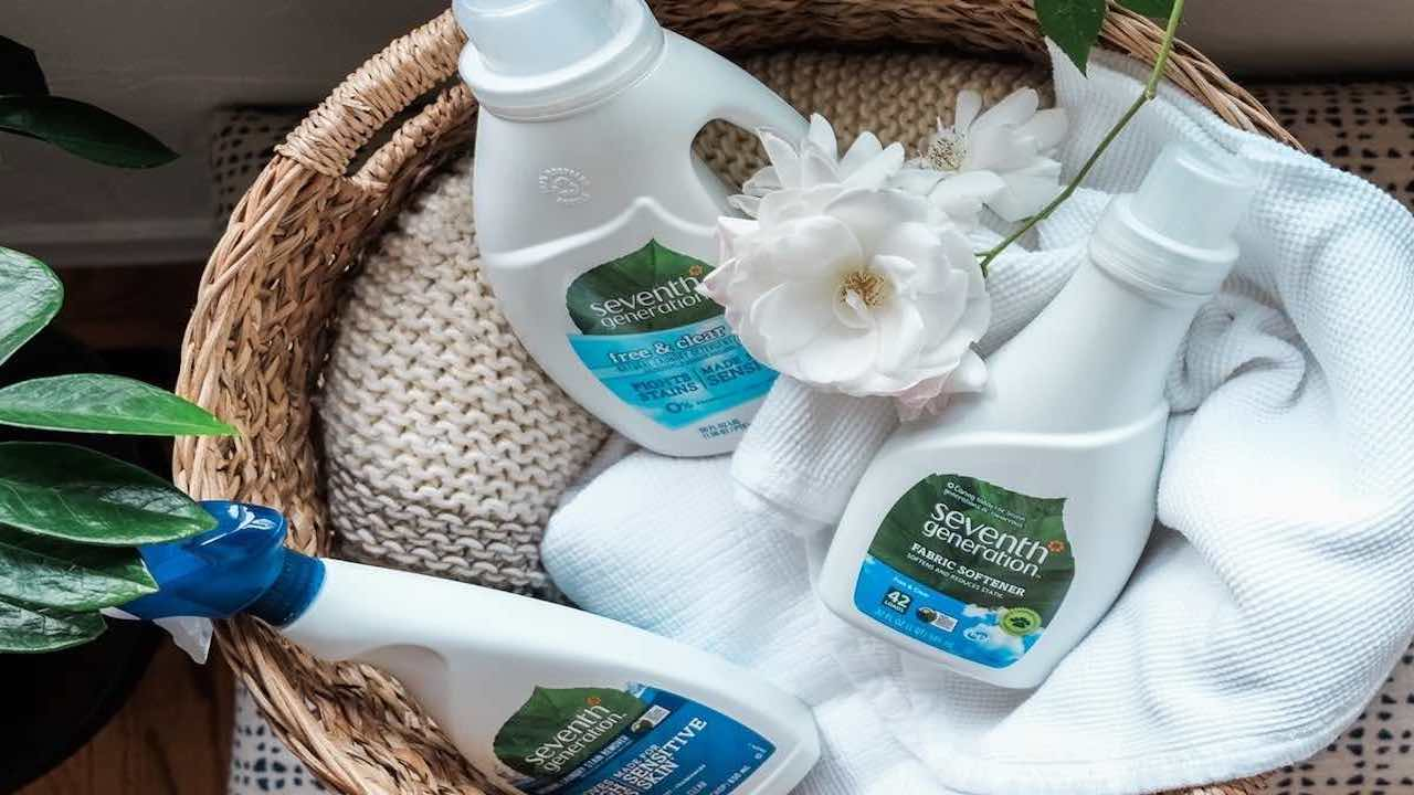 detergent ecologic seventh generation