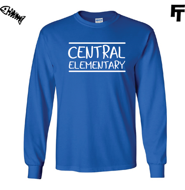 Central Elementary Long Sleeve Shirt