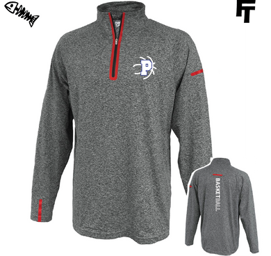 Plainfield Quarter Zip Basketball Shirt