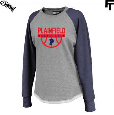 Plainfield Basketball Womens Fleece