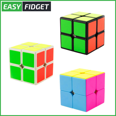 MAGIC POCKET CUBE 2x2x2 - Easy Fidget
