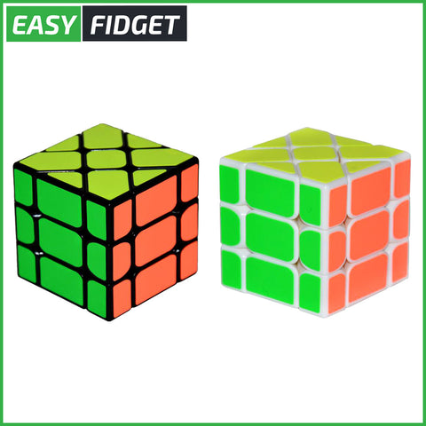 MAGIC CUBE IRREGULIER 3x3x3 - Easy Fidget