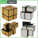 MAGIC CUBE MIROIR 2x2x2 - Easy Fidget