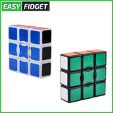 MAGIC CUBE 1x3x3 - Easy Fidget