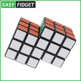 MAGIC DOUBLE RUBIK'S CUBE 3x3x3 - Easy Fidget