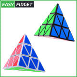 MAGIC PYRAMINX TETRAEDRE - Easy Fidget