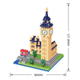 NANOBLOCKS MONUMENTS - Easy Fidget