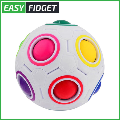 MAGIC BALL ARC-EN-CIEL - Easy Fidget