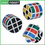 MAGIC RUBIK'S CYLINDRE 3x3x3 - Easy Fidget