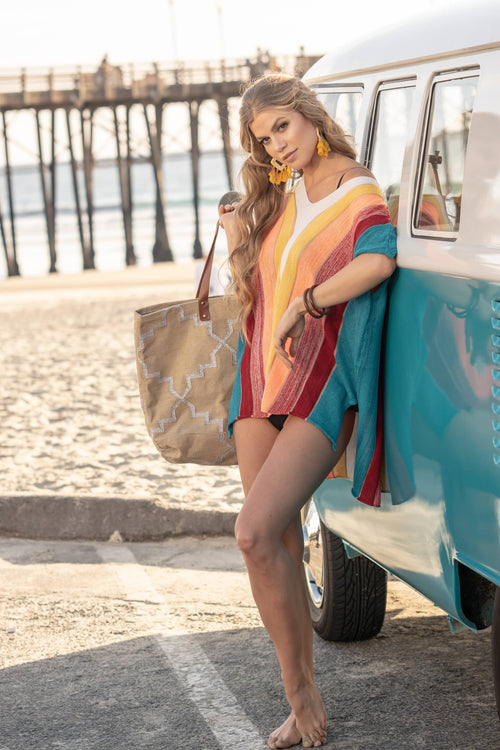 Sunny Days Coverup & Tunic