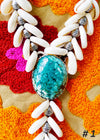 Turquoise Seas Adult Necklace