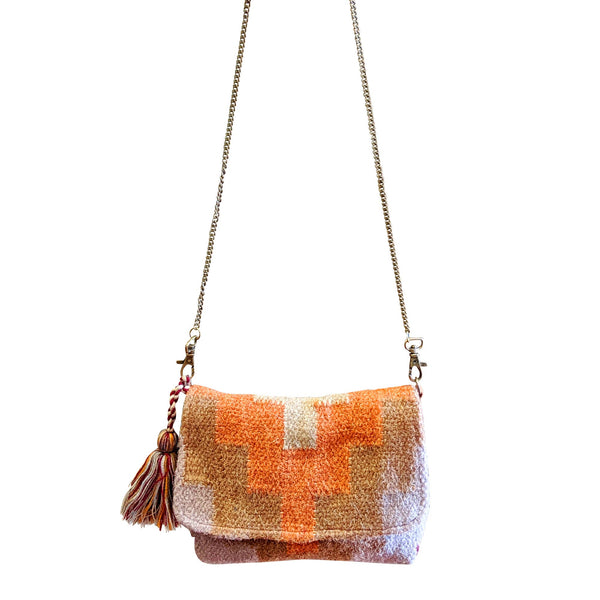 Mini Geo crossbody
