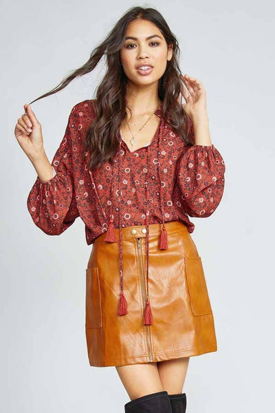 Sadie & Sage - Lady Jane Blouse