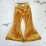 Golden Velvet  Bell-Bottoms (Children)