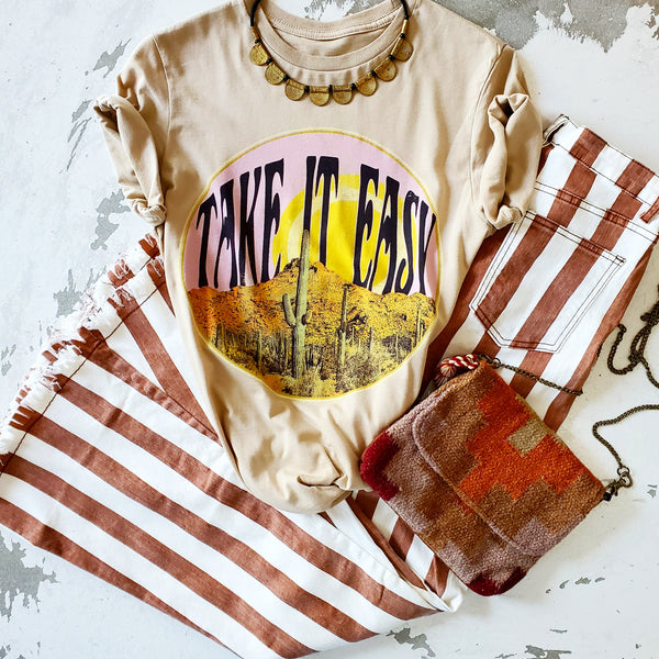 Take it Easy Vintage Tee