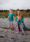 Magical Maven Mommy & Me Bell-Bottom SET