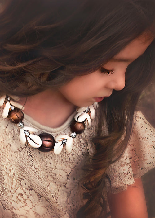 Wandering Free Childrens Necklace