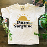 The Pine Torch - Pure Sunshine Kids Tee