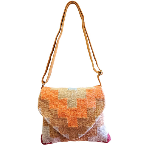 Medium Geo Crossbody or Shoulder Bag