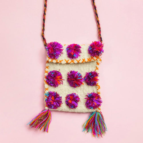 Little Pom Purse