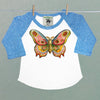 Sweet Butterfly Raglan