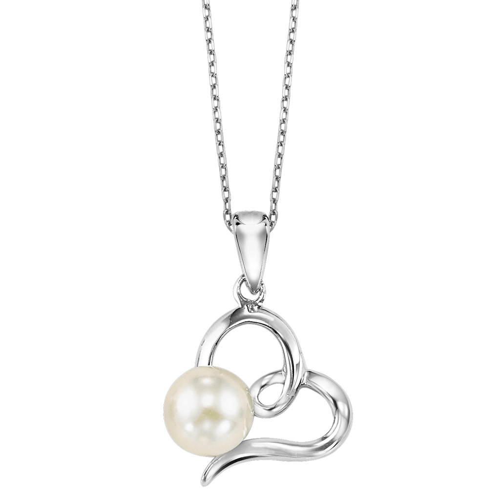 SS Yangtze Pearl Fashion Pendant Pendant BW James Jewelers