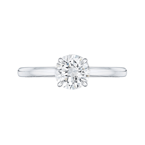 1/4ct Round Solitaire Engagement Ring