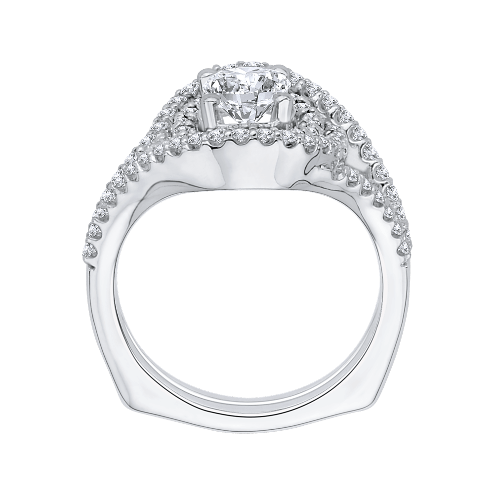 14K-White-Gold-Oval-Diamond-Halo-Engagement-Ring-with-Split-Shank-(Semi-Mount)