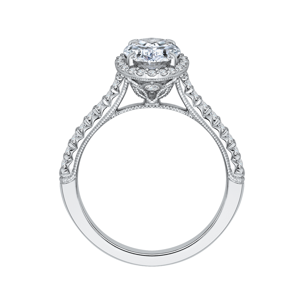 14K-White-Gold-Oval-Cut-Diamond-Halo-Engagement-Ring-(Semi-Mount)