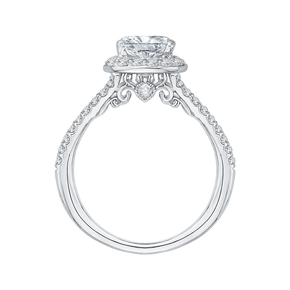 14K-White-Gold-Cushion-Cut-Diamond-Halo-Engagement-Ring-with-Split-Shank-(Semi-Mount)