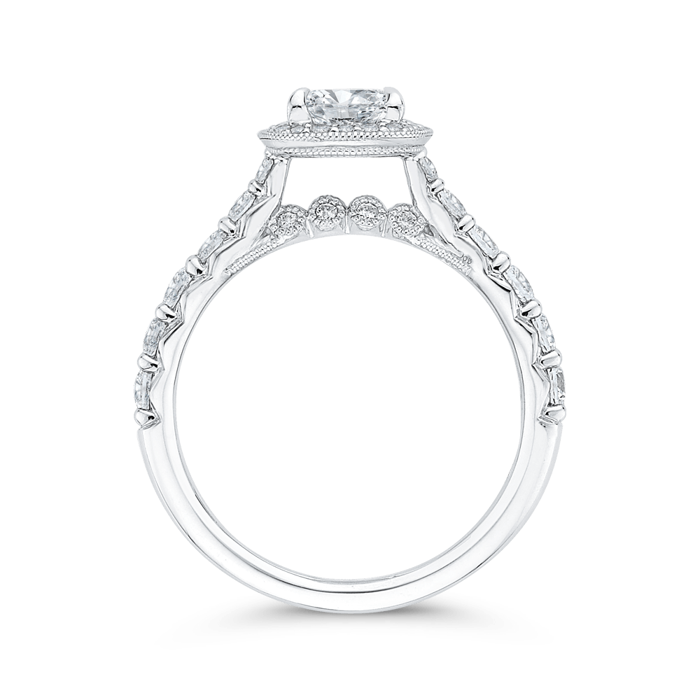 14K-White-Gold-Cushion-Diamond-Halo-Engagement-Ring-(Semi-Mount)