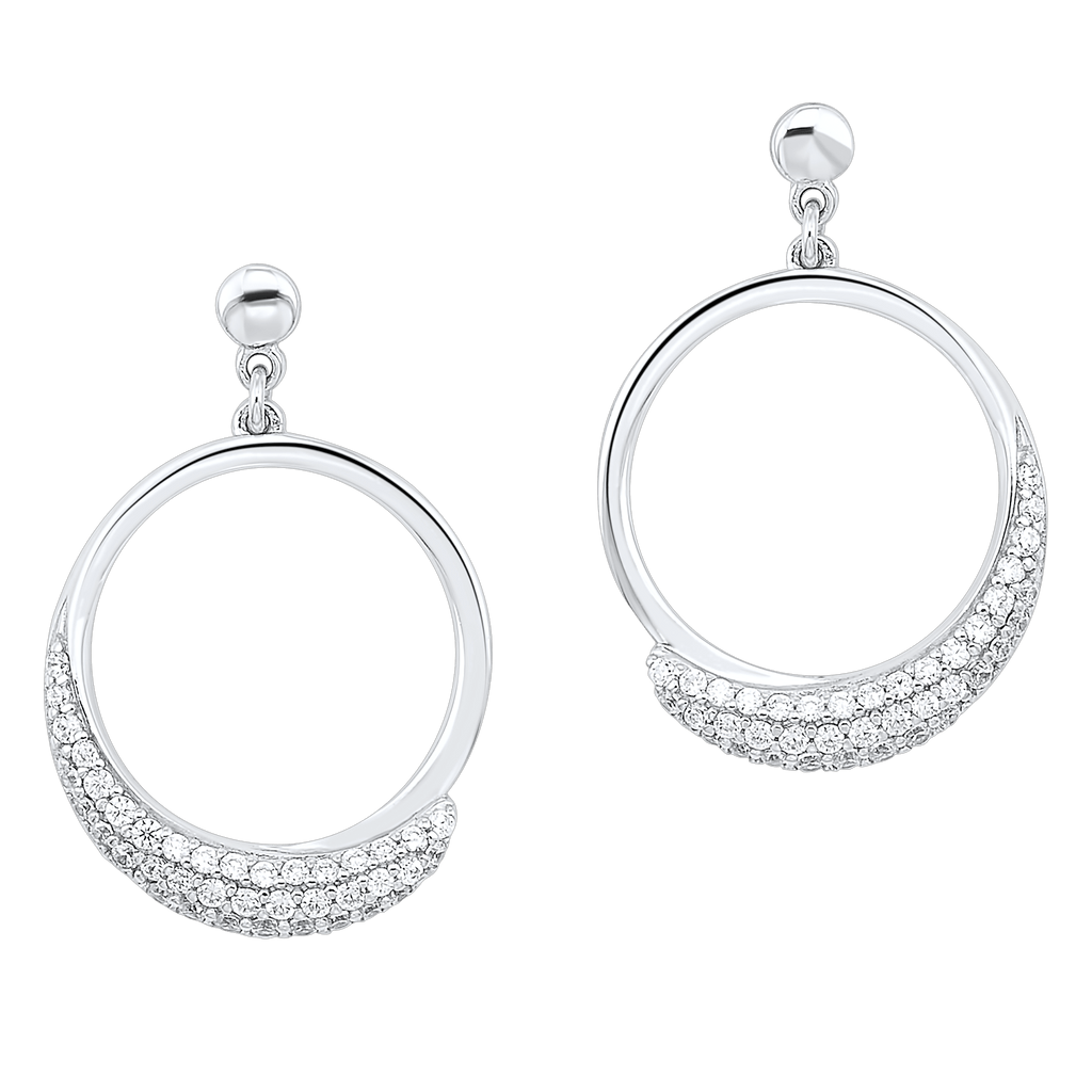 SS Earrings Earrings BW James Jewelers