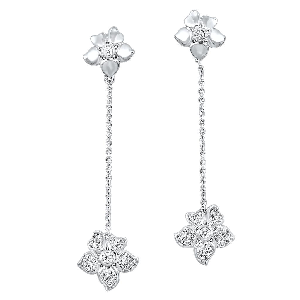 10KTW Earrings 1/4 Ctw Earrings BW James Jewelers