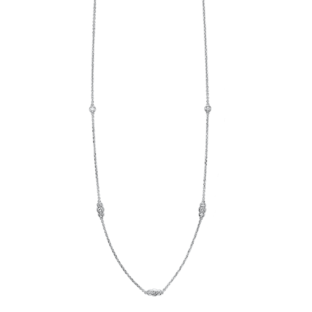 14K D.B.T.Y. Necklace 1/2ctw Necklace BW James Jewelers