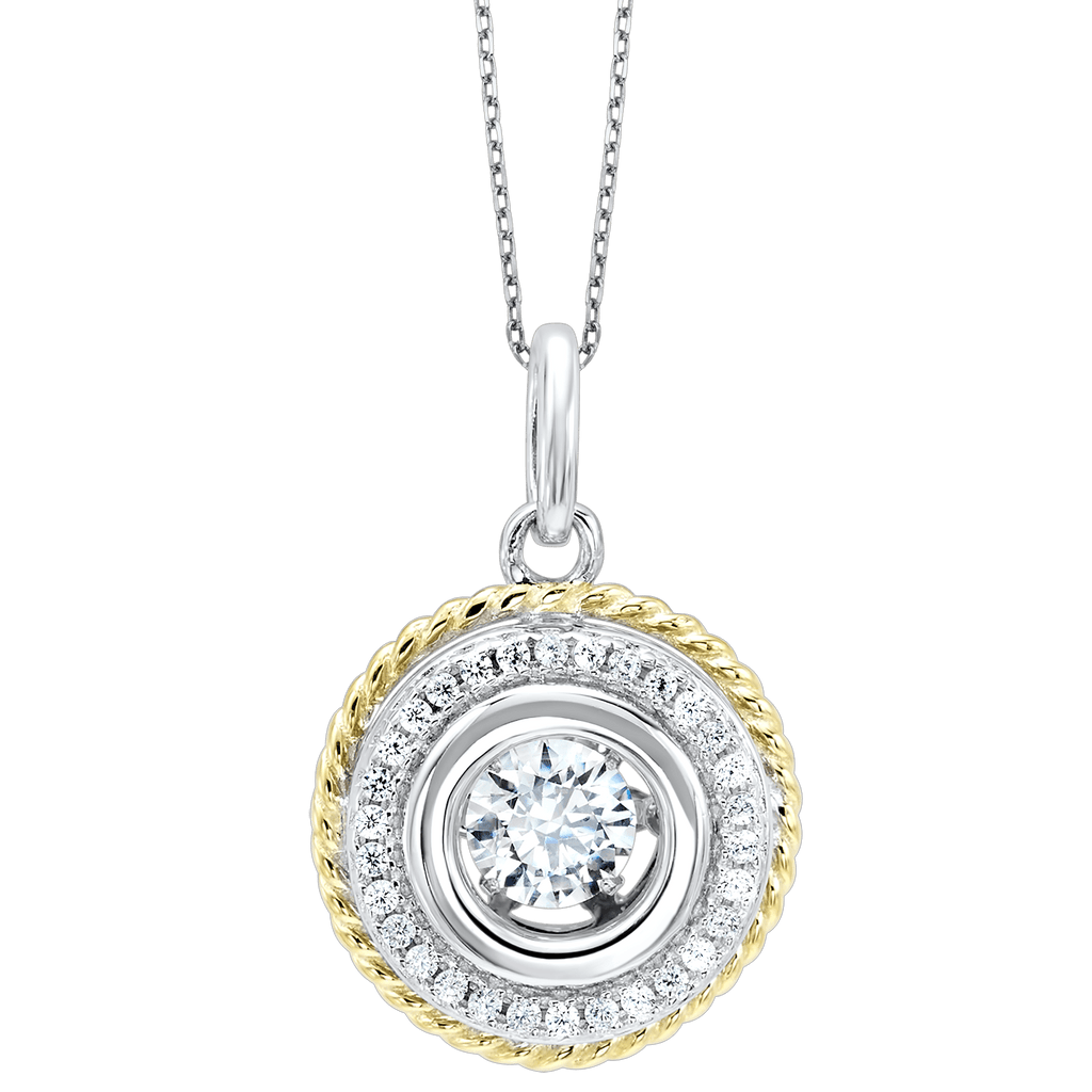 Silver Pendant Pendant BW James Jewelers