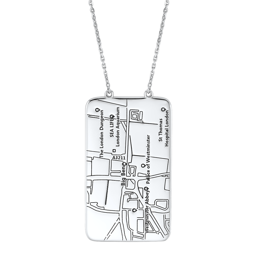14KTW Pendant Pendant BW James Jewelers