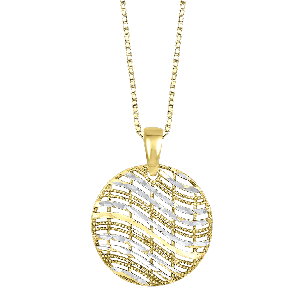 SS Pendant Pendant BW James Jewelers